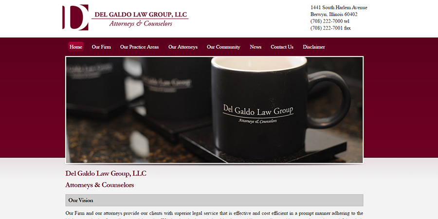 Del Galdo Law Group